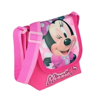 bolso con solapa minnie mouse \