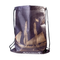saco mochila assassin\'s creed iv - black flag \