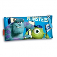 estuche portatodo plano monsters university \