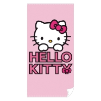 toalla de playa hello kitty \