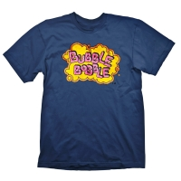 camiseta bubble bobble \
