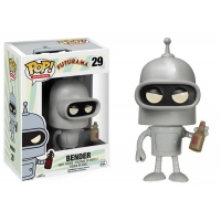 figura pop! vinyl futurama \