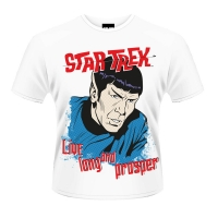 camiseta star trek \