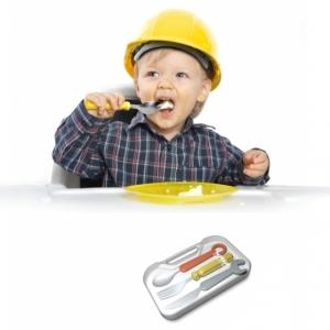 Cubiertos para ni os herramientas deconexo for Cubiertos para bebes