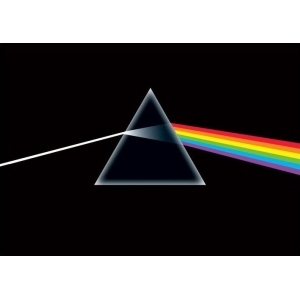 "póster pink floyd ""dark side of the moon"" :: imagen 1"