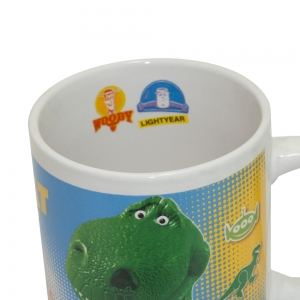 "taza toy story 3 ""toys at play"" :: imagen 3"