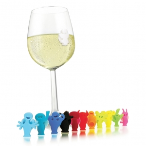 "marcadores para vasos ""party people"" :: imagen 3"