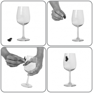 "marcadores para vasos ""party people"" :: imagen 4"