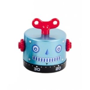 "minutero ""robot"" / azul"