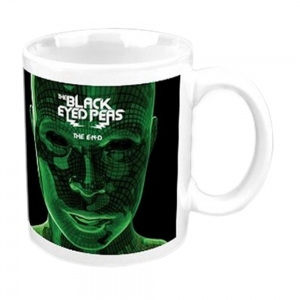 "taza the black eyed peas ""the end"" :: imagen 1"