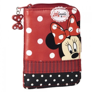 "billetera minnie mouse ""you"" :: imagen 1"
