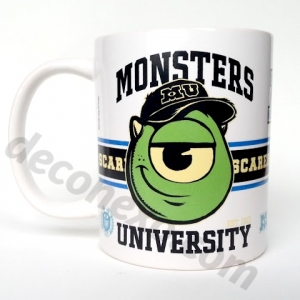 "taza monsters university ""mike y sully"" :: imagen 3"