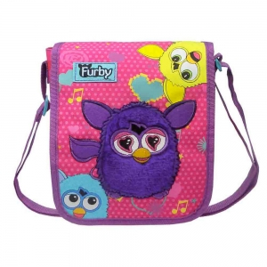 "bolso bandolera furby ""big love"""