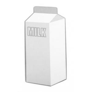 """bloc de notas magnético """"milk"""""""