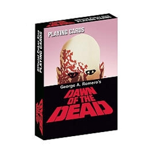 "baraja de cartas de póquer ""dawn of the dead"" :: imagen 2"