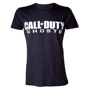"camiseta call of duty - ghosts ""logo"" / Talla L :: imagen 1"