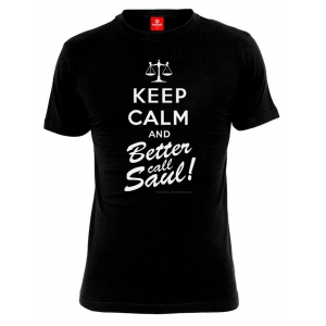 "camiseta breaking bad ""keep calm"" / Talla S :: imagen 1"