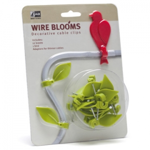 "sujeta cables ""wire blooms"" :: imagen 5"