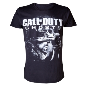 "camiseta call of duty - ghosts ""soldier"" / Talla M :: imagen 1"