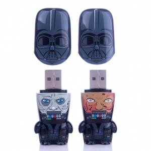 "memoria usb pendrive mimobot star wars ""darth vader unmasked"" / 8GB :: imagen 2"