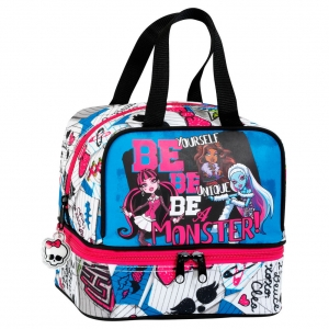 "portameriendas monster high ""be yourself"" :: imagen 1"