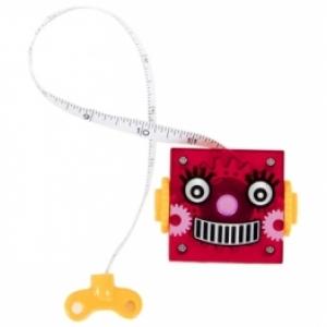 "metro ""robot"" / rojo"