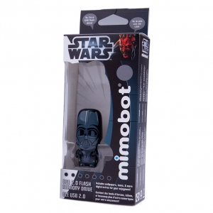 "memoria usb pendrive mimobot star wars ""darth vader unmasked"" / 8GB :: imagen 5"