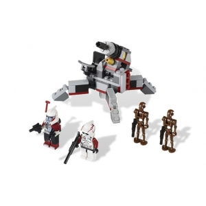 lego 9488 star wars - elite clone trooper & commando droid battle pack :: imagen 2