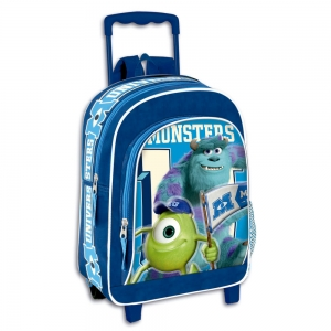 "trolley monsters university ""mike y sully"" / mediano :: imagen 1"