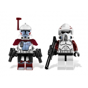 lego 9488 star wars - elite clone trooper & commando droid battle pack :: imagen 3