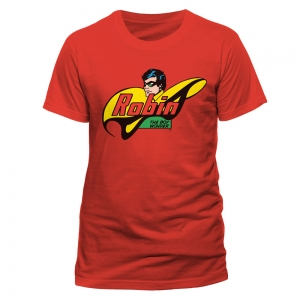 "camiseta batman ""robin the boy wonder"" / Talla S :: imagen 1"