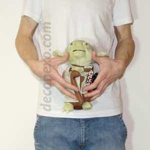 "pack de peluches star wars - ""r2-d2"", ""yoda"" y ""darth vader"" / 25 cm :: imagen 4"