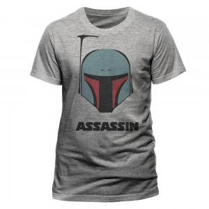"camiseta star wars ""assassin"" / Talla XL :: imagen 1"