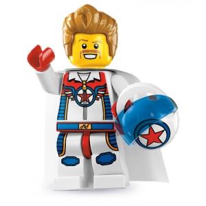 Lego Minifiguras Serie 7 Aventurero Deconexo