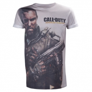 "camiseta call of duty - advanced warfare ""sublimation"" / Talla XL :: imagen 1"