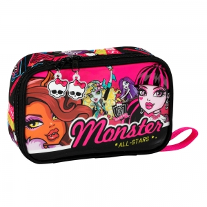 "portabocata térmico monster high ""all stars"" :: imagen 1"
