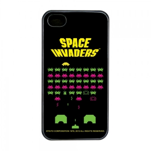 "funda para iphone 4 ""space invaders"" :: imagen 1"