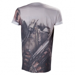 "camiseta call of duty - advanced warfare ""sublimation"" / Talla XL :: imagen 2"