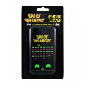 "funda para iphone 4 ""space invaders"" :: imagen 3"