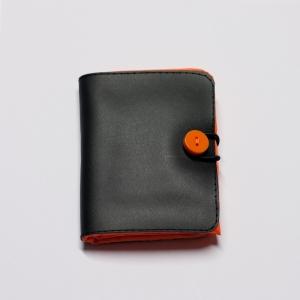 "bolsa para la compra ""agenda"" / naranja"