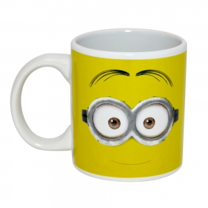 "taza gru 2, mi villano favorito ""good to be a minion"" :: imagen 1"