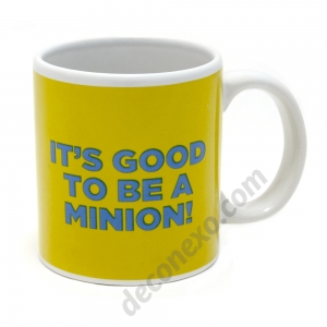 "taza gru 2, mi villano favorito ""good to be a minion"" :: imagen 2"