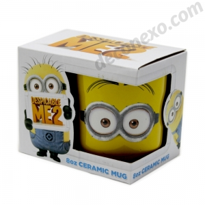 "taza gru 2, mi villano favorito ""good to be a minion"" :: imagen 3"