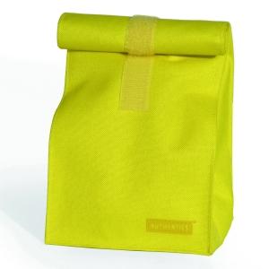"""bolsa de poliéster """"rollbag"""" / amarillo / mediano"""