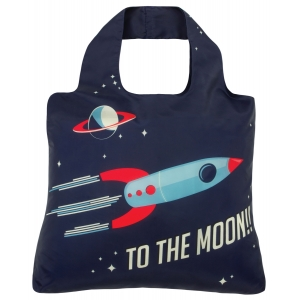 "bolsa reutilizable envirosax ""to the moon"" :: imagen 1"