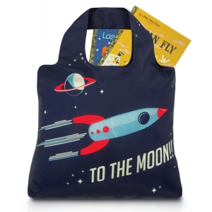 "bolsa reutilizable envirosax ""to the moon"" :: imagen 5"