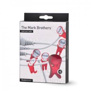 "marcadores para cables ""the mark brothers"" :: imagen 3"