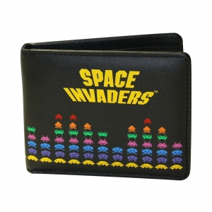 "set de billetera y gemelos ""space invaders"" :: imagen 2"