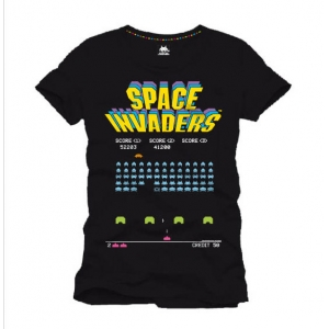"camiseta space invaders ""arcade game"" / Talla XL :: imagen 1"