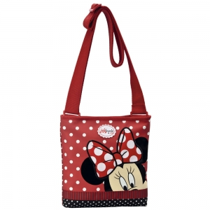 "bolso bandolera minnie mouse ""you"""